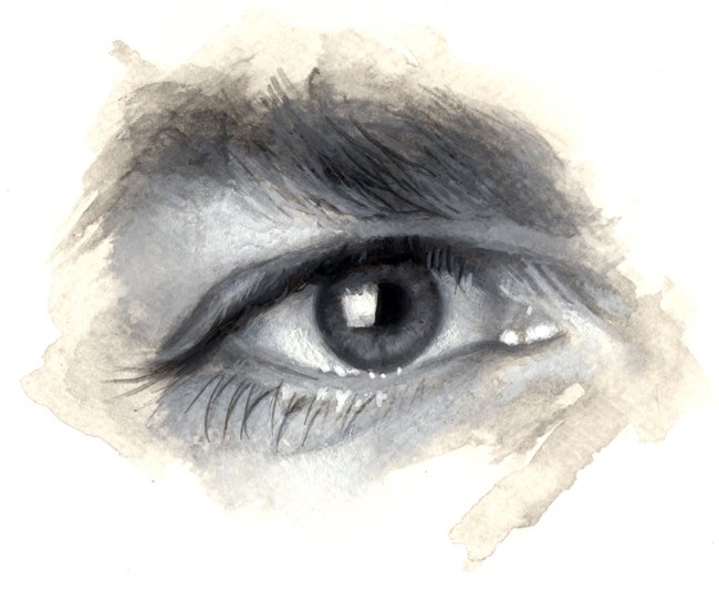 gouachestudy_eye