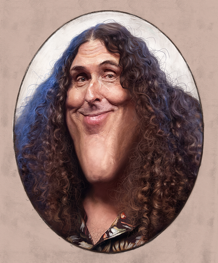 Weird Al Yankovic for Adobe.